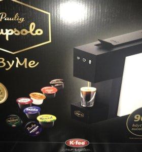 Капсульная кофемашина Pauling Cupsolo