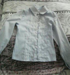 Блузки и водолазка для школы
