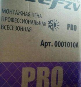 Монтажная пена 12 шт. Коробка