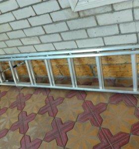 Лестница трансформер 6.5м