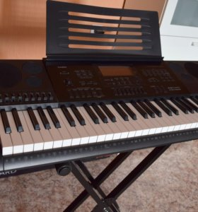 Синтезатор Casio CTK 7200
