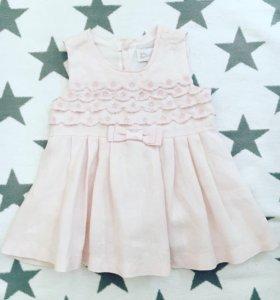 Зефирное платье для маленькой принцессы 👸