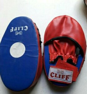 Лапы боксерские