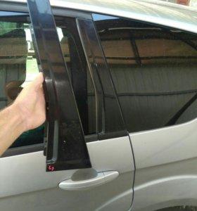 Накладка двери задней левой на форд s max