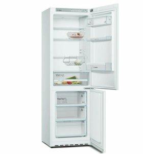 Холодильник BOSH KGV36XW2AR