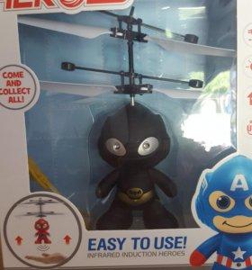 Сенсорный вертолетик игрушка.