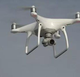 Аэро Фото и Видеосъемка 4К с квадрокоптера