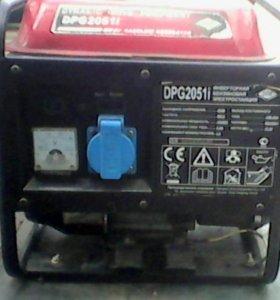 Бензо генератар