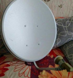 Спутниковая антенна Супрал СТВ-0.6