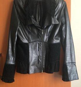 Кажаная куртка