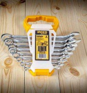 Набор ключей комбинированных INGCO