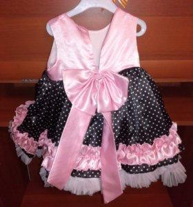 Платье для девчужки