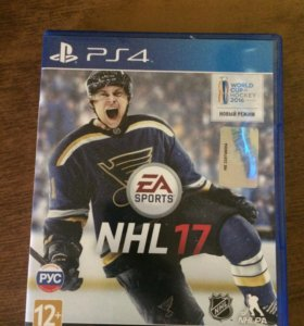 NHL17 PS4