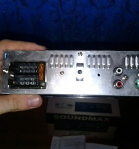 Автомагнитола SondMax