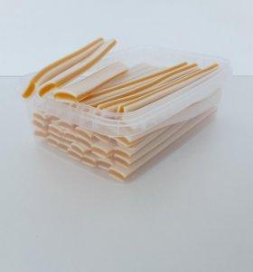 Белорусский жевательный мармелад. Сэндвич апельсин