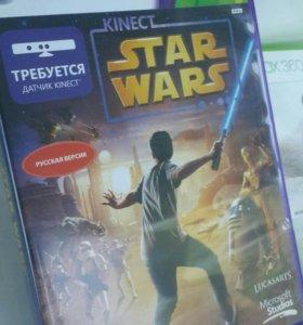"Игра на xbox kinect ""Star Wars"""