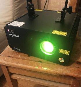 Цветомузыка лазерная и светодиодиоднвя