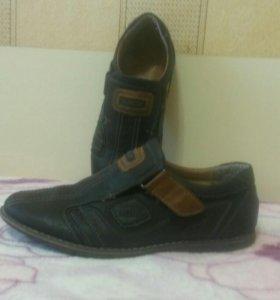 Ботинки 35-36 р