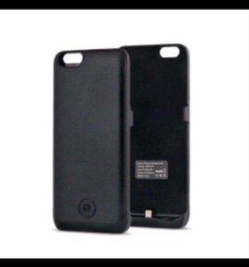 Чехол-зарядка для IPhone 5-5 s