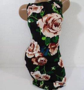 Невероятное платье 👗 держит форму размер 42,44