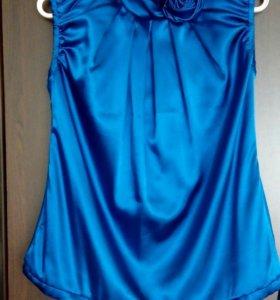 Новая нарядная блузка 46 размер