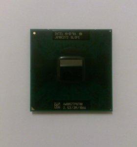 Intel core 2 duo P8700 для ноутбука