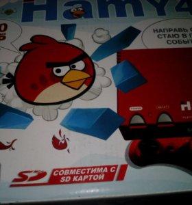 Sega Hamy 4 Angry Birds Red
