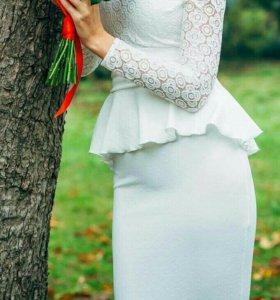 Платье на весну, осень.