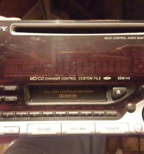 Магнитофон Sony WX-C770