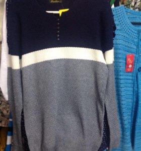 Новый мужской пуловер