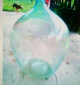 Бутыль в корзине 30 литров