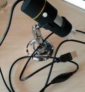 Микроскоп цифровой.
