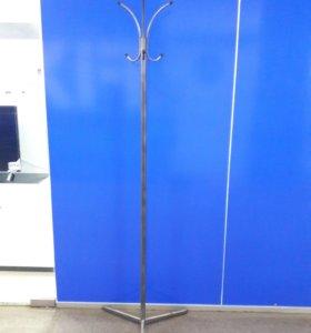 Вешалка металлическая напольная