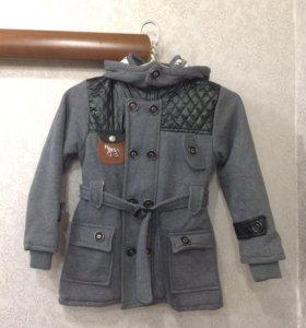 Пальто новое на мальчика