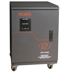 Стабилизатор напряжения Ресанта 22.5 кВт.
