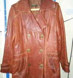 Куртка, пиджак натуральная кожа