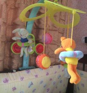 Музыкальный мобиль Taf toys