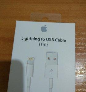 Качественный Usb кабель на iphone 5/5s, 6/6s