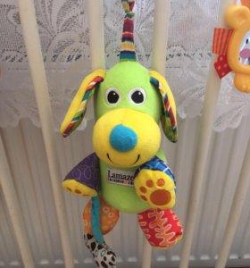 Погремушка-собака