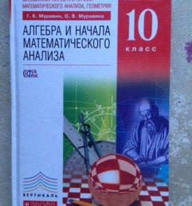 Учебники 10 и 11 класс