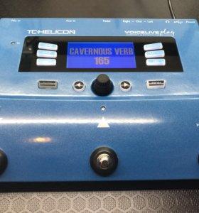 Голосовой процессор TC-helicon voice live play