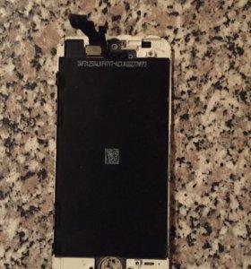 Продам дисплей айфон 5 оригинал