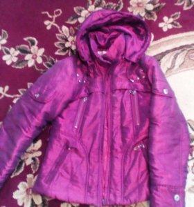 Куртка осень на 10лет