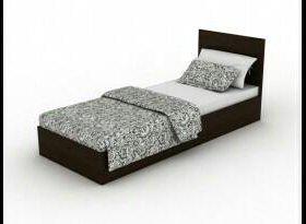 Кровать Марс односпальная