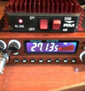Ремонт радиостанций, антенн, усилителей.