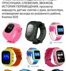 Smartbabywatch умные часы. Гарантия