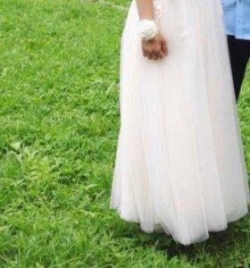 Платье на выпускной ,либо на свадьбу☺️