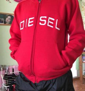 ( diesel ) Мужская толстовка от крутого бренда