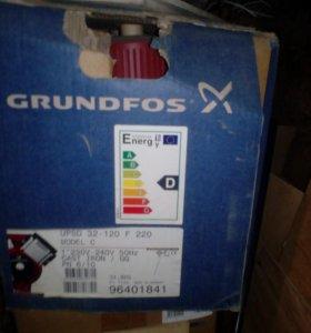 GRUNDFOS насос циркуляционный