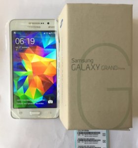 Новый Samsung SM G530H